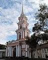 Колокольня церкви Кирилла и Мефодия (вид с Лиговского проспекта).jpg