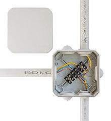 Коробка со степенью защиты IP55.