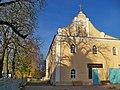 Костел Св.Духа .Монастирські келії ..JPG