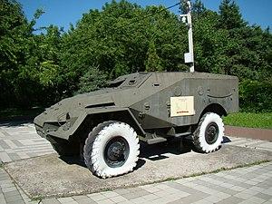 BTR-40 - BTR-40B