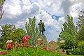 Пам'ятник Т. Г. Шевченка Новоодеський район Місто Нова Одеса.jpg