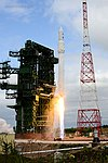 Первый испытательный пуск ракеты-носителя «Ангара-1.2ПП» 13.jpg