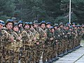 Перед штурмом г.Эльбрус, август 2007 год, ЦАО МО Терскол, 33 горная бригада.JPG