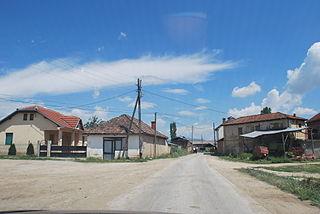 Peštalevo Village in Pelagonia, North Macedonia
