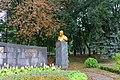 Рівне, парк культури та відпочинку ім. Т.Г. Шевченку, Пам'ятник поету Т. Г. Шевченку.jpg