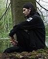 Сармак. Sarmak - вокалист блэк-метал группы Lycanthropy's Spell.jpg