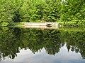 Сергиевка. Мост-плотина Большого пруда 01.jpg