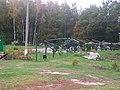 Спадщанський ліс. Музей бойової техніки.jpg