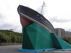 Торпедный катер ТКА-12, г. Североморск.jpg