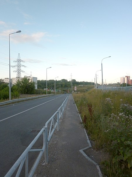 File:Ул. Чкалова -август, 2011 - panoramio (2).jpg