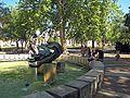 Фонтан в парке Варошлигет - panoramio.jpg