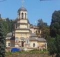 Фундаменти церкви святого Михаїла з криптою в Олександрівській лікарні.jpg