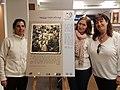 אלכסנדרה, סטלה והדס, יוצרות הערך על הקהילה היהודית בבנגאזי, במסגרת מיזם ויקישטעטל.jpg