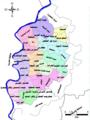 خريطة مركز أجا-محافظة الدقهلية-2016.png