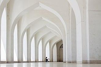 Baitul Mukarram National Mosque - Corridor