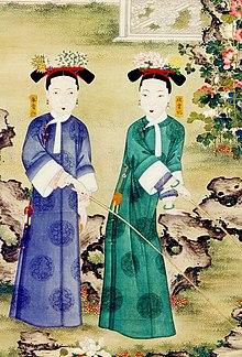 Robe chinoise wiki