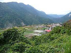 南橫利稻 Lidao on Southern Cross-Island Highway - panoramio.jpg