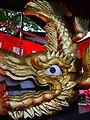 名古屋城の金鯱(売店前) - panoramio.jpg