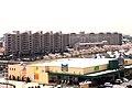 白井PRISTAから中銀マンションを眺める - panoramio.jpg