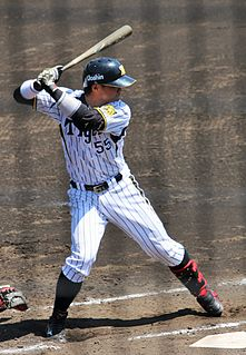 Naomasa Yokawa baseball player