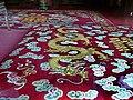 龍鳳大喜褥 The Wedding Bedding with Embroidered Dragon and Phoenix Patterns - panoramio.jpg