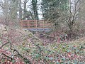 -2021-01-01 Footbridge over Scarrow Bec, Felbrigg Park, Norfolk.JPG