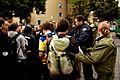 -Ohlauer Räumung - Protest 27.06.14 -- Lausitzer - Reichenberger Straße (14528519431).jpg