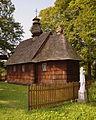 02014. Die Kirche Geburt Gottesmuter, 1743 erbaut, Lodzina.NEF.jpg