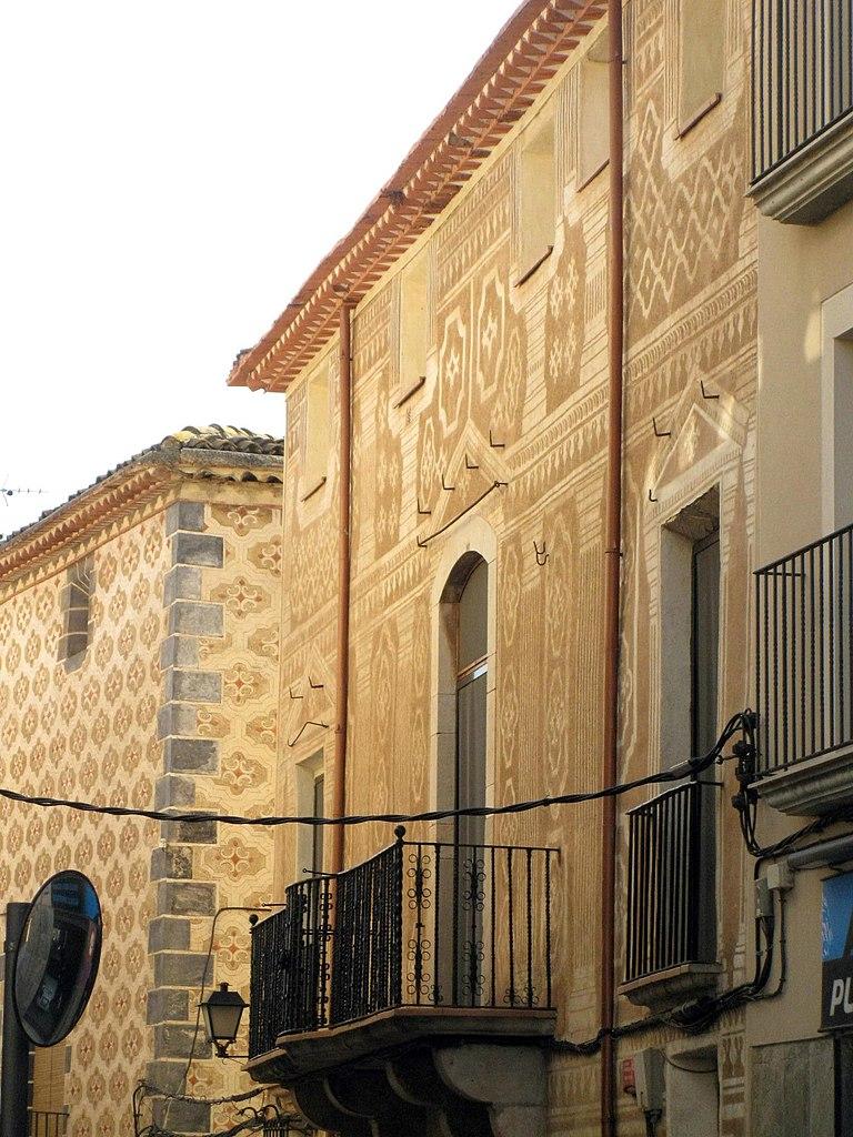File 026 casa de la marquesa al pla de santa - La casa de maria ...