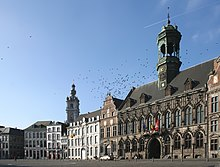 Grand Place von Mons