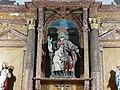 07d Boada de Campos Iglesia San Pedro Retablo mayor Ni.jpg