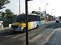 09-09-2017 Eva Transportes local Bus, Avenida Infante Dom Henrique, Albufeira.JPG