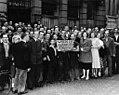 09-27-1949 06603 Demonstratie voor Arbeidsbureau (5377893244).jpg
