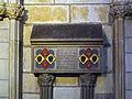 090 Santa Maria de Pedralbes, tomba de Constança de Cardona.jpg
