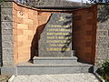 1. Пам'ятний знак на місці бою радянських танкистів П. І. Абрамова та О. О. Голікова, Рівне.JPG