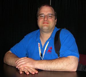 Avatar Press - Founder and editor-in-chief William A. Christensen.