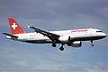 102am - Swissair Airbus A320-214; HB-IJS@ZRH;09.08.2000 (6328884216).jpg