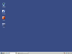 Equinox Desktop Environment 1.x