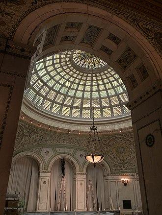Chicago Cultural Center - Preston Bradley Hall