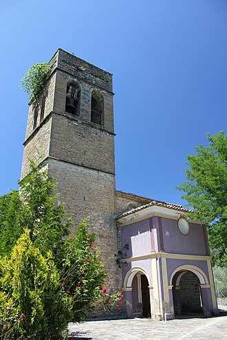 Palo, Aragon - Church in Palo