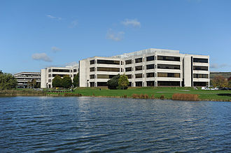 The News (Portsmouth) - The headquarters and newsroom of The News, at 1000 Lakeside