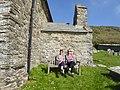 13 century Llangelynnin Church, Gwynedd, Wales - Eglwys Llangelynnin 90.jpg