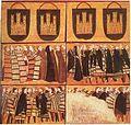 13th-century unknown painters - Tomb of Don Sancho Saiz de Carillo (detail) - WGA23530.jpg