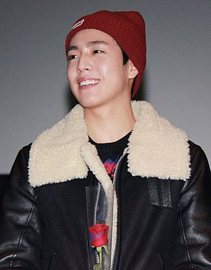 Lee Hyun-woo (actor) - In January 2015