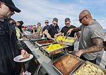 15th MEU Marines, Sailors enjoy an afternoon at steel beach 150604-M-TJ275-050.jpg