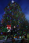 15th annual Christmas tree lighting spreads holiday cheer 141205-M-BN069-022.jpg