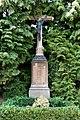 164 Grabkreuz, Friedhof, Wevelinghovener Straße (Barrenstein).jpg