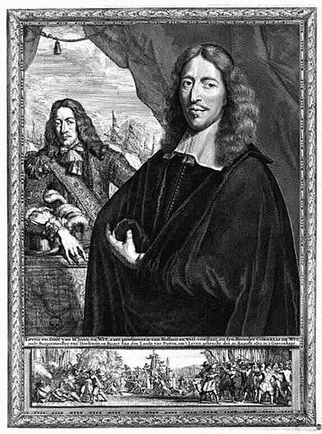 1672 Johan en Cornelis de Witt