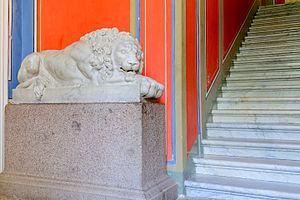 Muuga, Lääne-Viru County - Image: 16942Lamav Lõvi