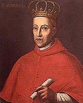 King Henrique I of Portugal